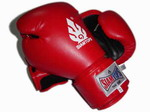 SIAMTOPS Muay Thai Gloves - RED